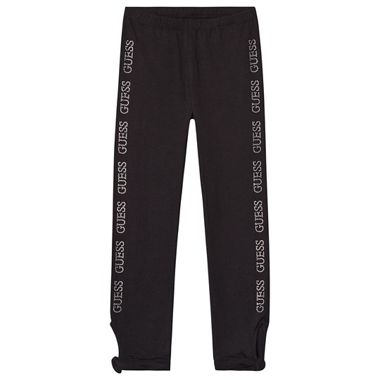 Guess Black Guess Leggings JBLK