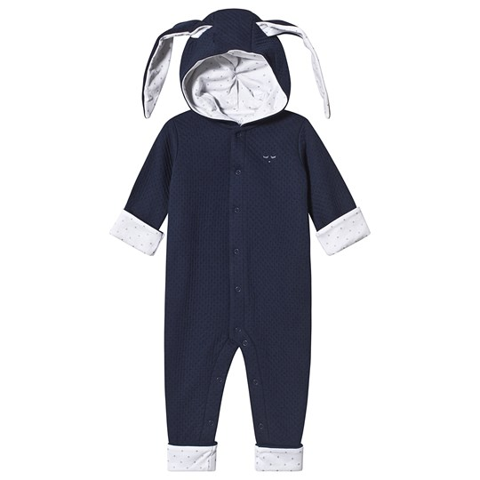 Livly Bunny Onesie Marinblå och Vit navy/ white saturday
