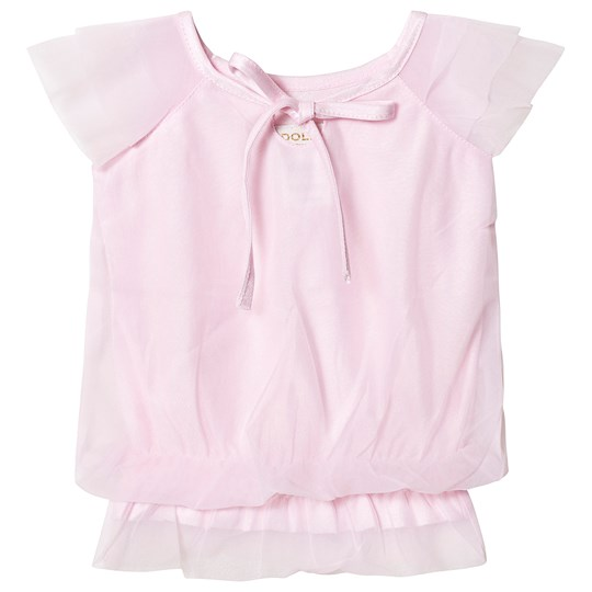 DOLLY by Le Petit Tom Fairy Top Baby Pink Baby Pink