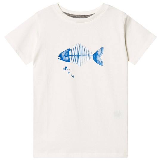 One We Like Fishbone One T-shirt Marshmallow MARSHMALLOW