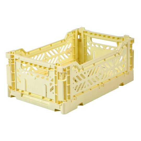 Aykasa Mini Folding Crate Creme Creme