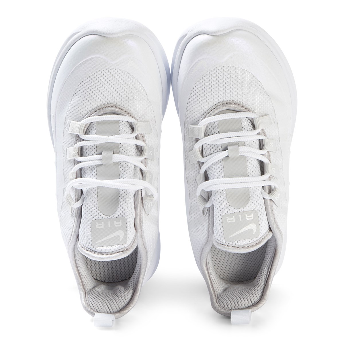NIKE White Nike Air Max Axis Sneakers Babyshop.no