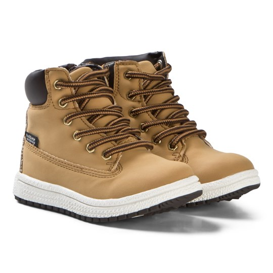 Gulliver Fleece Lined Boots Yellow Yellow