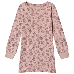 Image of Noa Noa Miniature Fawn Floral Print Nightgown 2Y (3125229115)