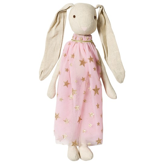 STOY Baby Bunny Pink 40 cm