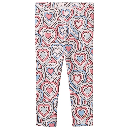 Livly I Heart You Essential Leggings Pink i heart you