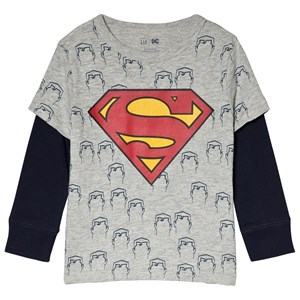 Image of GAP DC™ Superman 2-in-1 T-Shirt 3 år (1200071)