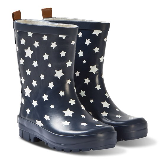 Kuling Maui Rubberboots color changing Navy