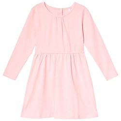A Happy Brand Long Sleeve Dress Pink
