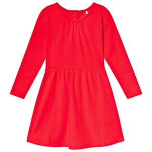Image of A Happy Brand Long Sleeve Dress Red 110/116 cm (3125286355)