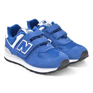 Image of New Balance Blue Velcro Sneakers 29 (UK 11) (3125314579)