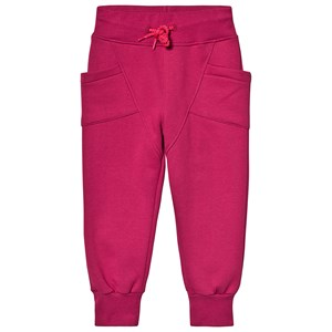 Image of Gugguu College Baggy Sweatpants Cherry 104 cm (3133716451)