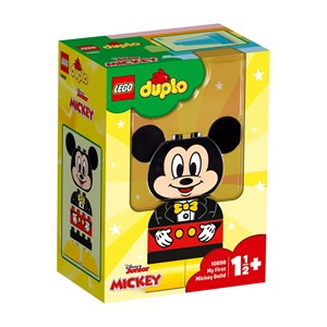 Image of LEGO DUPLO 10898 LEGO® DUPLO® Disney™ My First Mickey Build 24+ months (1322051)