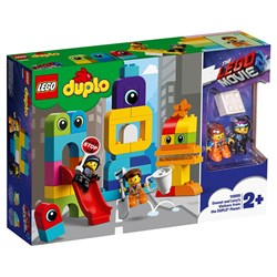 LEGO DUPLO 10895 LEGO® DUPLO® Emmet and Lucy's Visitors from the DUPLO® Planet
