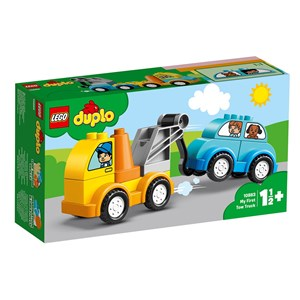 Image of LEGO DUPLO 10883 LEGO® DUPLO® My First Tow Truck 24+ months (3151388087)