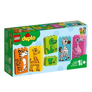 Image of LEGO DUPLO 10885 LEGO® DUPLO® My First Fun Puzzle 24+ months (3151388093)