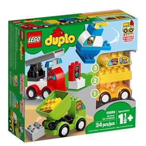 Image of LEGO DUPLO 10886 LEGO® DUPLO® My First Car Creations 24+ months (1322056)