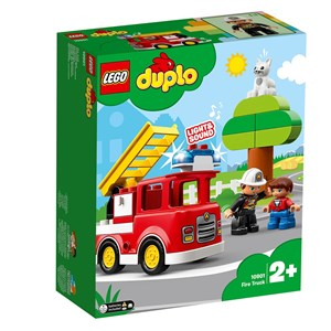 Image of LEGO DUPLO 10901 LEGO® DUPLO® Town Fire Truck 24+ months (3125331049)