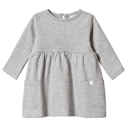 Mori Grey Marl Dress Grey