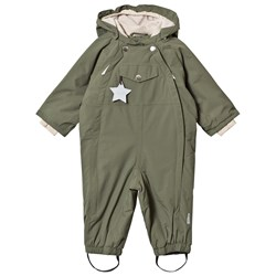 Mini A Ture Wisti Snowsuit Clover Green