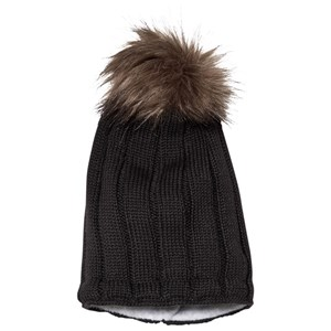 Image of Ticket to heaven Bobble Hat Jet Black 55 cm (3125294565)