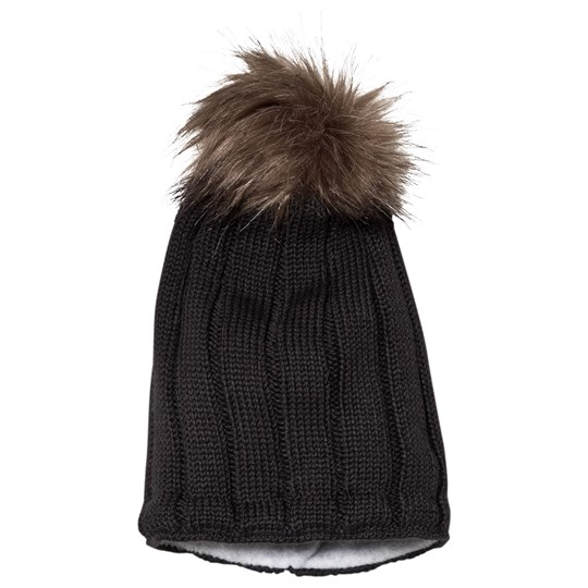 Ticket to heaven Bobble Hat Jet Black Jet Black