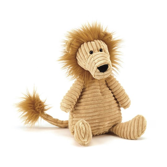 Jellycat Cordy Roy Lion Medium, 38cm Yellow