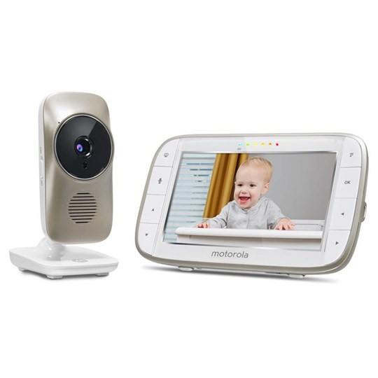 Motorola Baby Monitor MBP845 - WiFi/Video