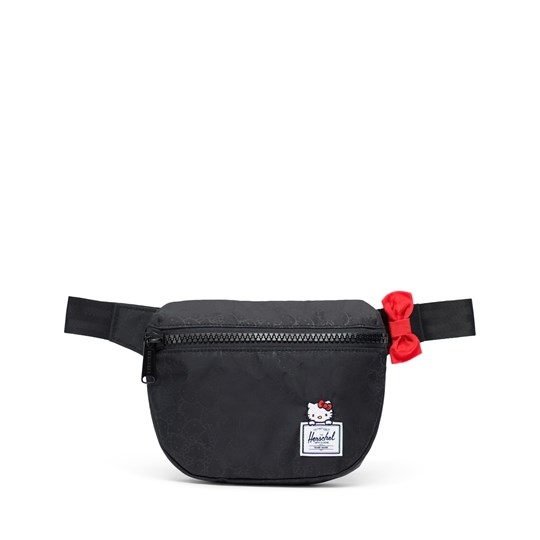 Herschel Fifteen Hip Pack Black Black