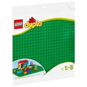 Image of LEGO DUPLO 2304 LEGO® DUPLO® Green Baseplate 0 - 5 years (2946006905)
