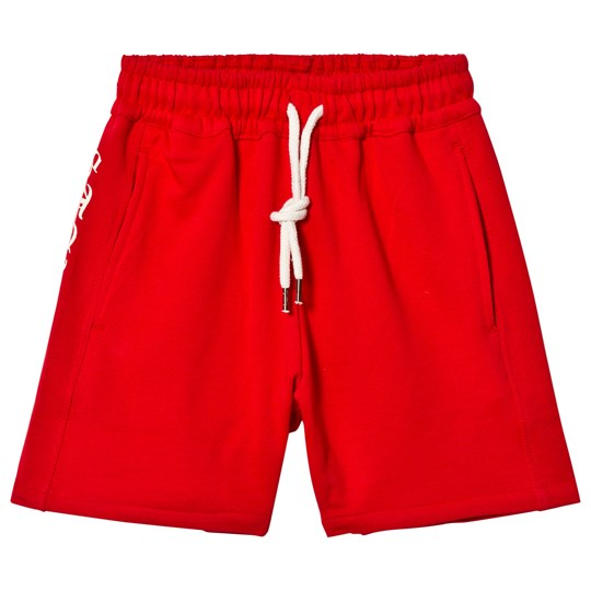 Soft Gallery Alfred Shorts Flame Scarlet Stay Weird Flame Scarlet Stay Weird