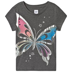 Image of GAP V-Mar Val Graphic Butterfly S (6-7 år) (3151387805)