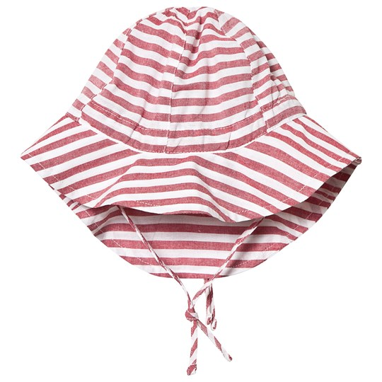 ebbe Kids Rhodos Sun Hat Red Stripes red stripes