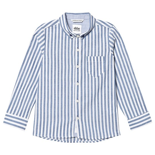 ebbe Kids Ramon Shirt Navy Stripes Navy stripes