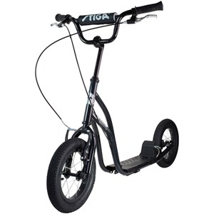 "Image of STIGA Air Scooter 12"""" Sort 7 - 18 years (1339641)"