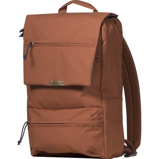 Bergans Knekken II Backpack Brick Orange Oransje