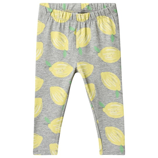 GAP Print Leggings Lemon Lemon