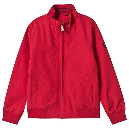 Henri Lloyd Red Bomber Jacket 586