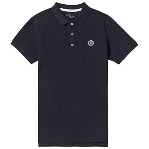 Image of Henri Lloyd Marineblå Small Badge Logo Polo 7-8 years (1374222)