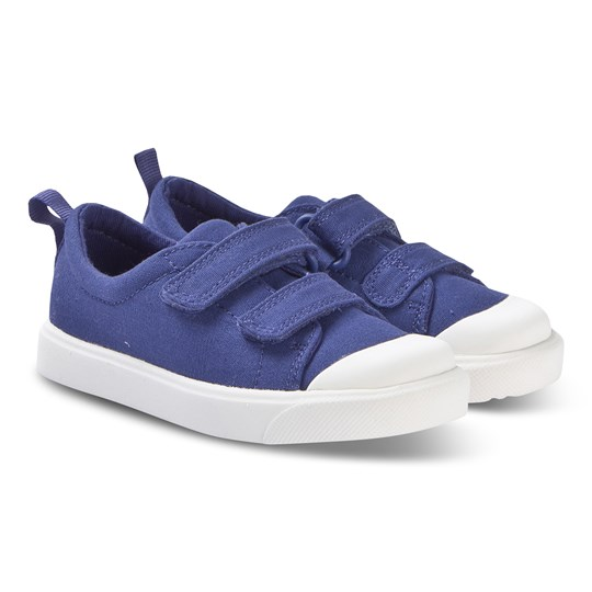 Clarks City Flare Sneakers Blue Blue