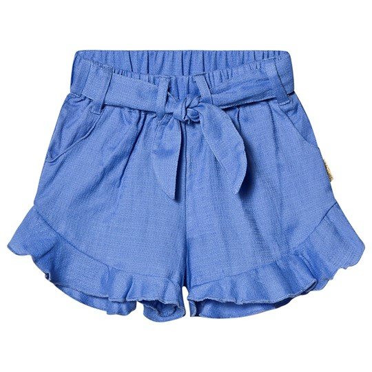 Hust&Claire Helena Shorts Blue Spring sky