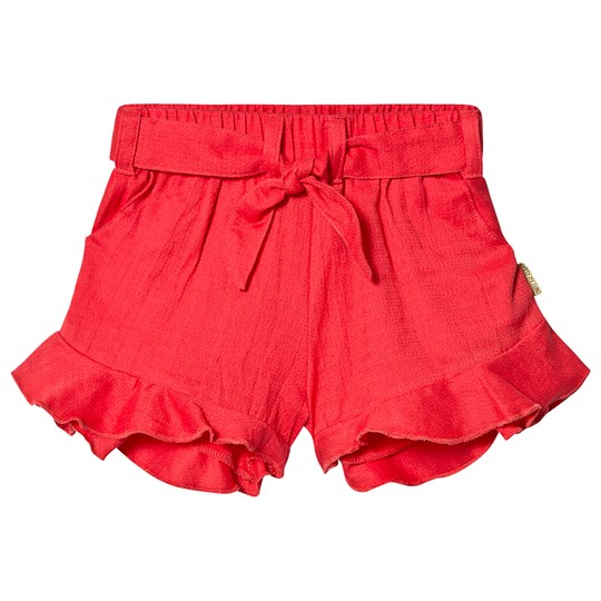 Hust&Claire Helena Shorts Red Cayenne