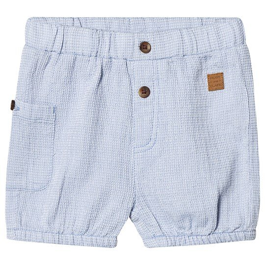 Hust&Claire Herluf Shorts Blue BLUE BIRD