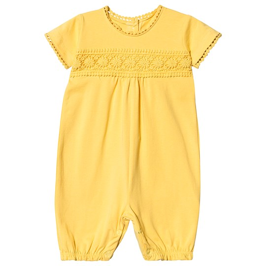 Hust&Claire Maja Jumpsuit Yellow Sun kiss