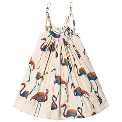 How To Kiss A Frog Coni Dress Off White Flamingo
