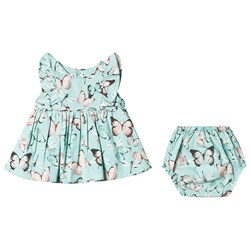 How To Kiss A Frog Rhia Baby Dress Butterfly