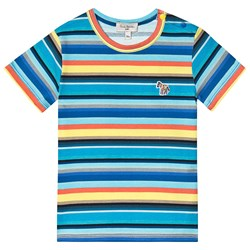 Paul Smith Junior Stripe T-shirt Multi