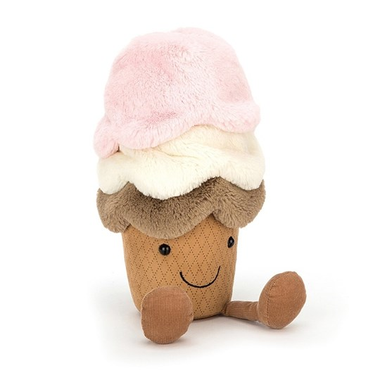 Jellycat Amuseable Glass BROWN