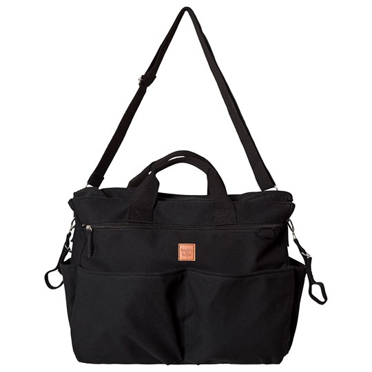 Buddy & Hope Black Changing Bag