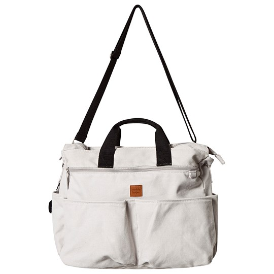Buddy & Hope Grey Changing Bag